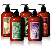 WEN Complete Set of All Five Cleansing Conditioners - 16oz
