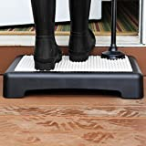 Evelots 6880 Mobility Step, One size, Black