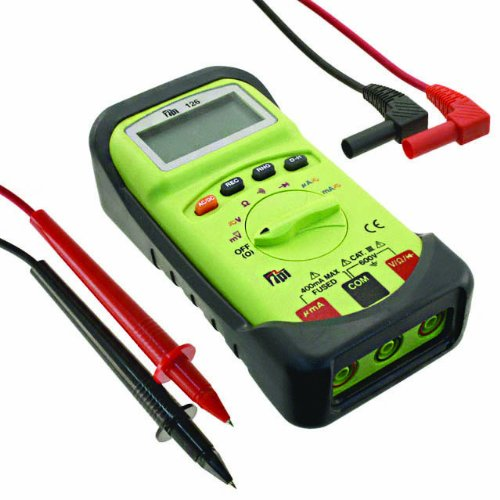 TPI 126 Compact Autoranging Digital Multimeter with Prote...