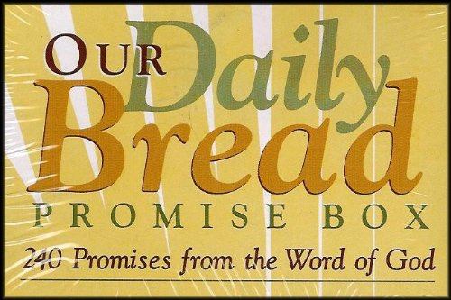 our daily bread promise box - 7