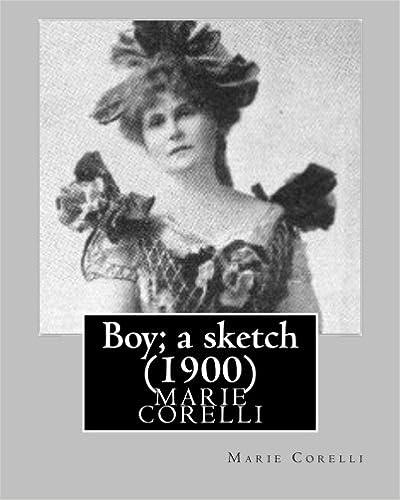 Book Boy; a sketch (1900) by Marie Corelli