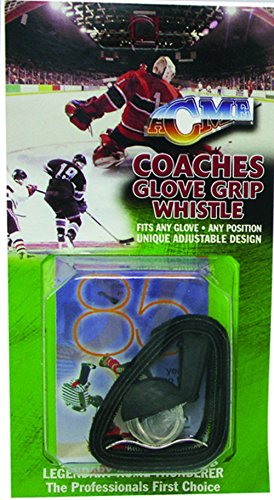 Glove Whistle (Proguard ACME Coaches Glove Grip Whistle with Strap)