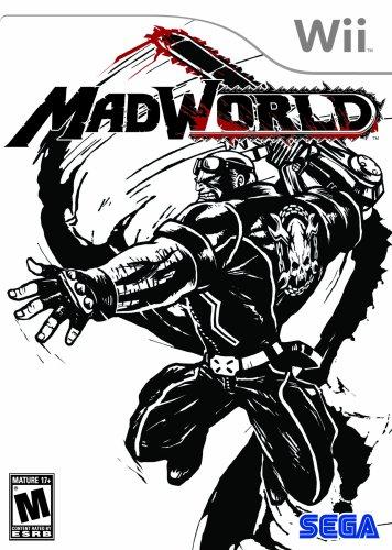 MadWorld nintendo wii