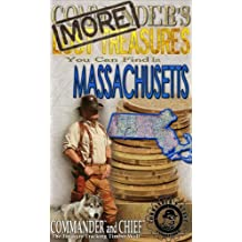 MORE COMMANDER'S LOST TREASURES YOU CAN FIND IN THE STATE OF MASSACHUSETTS - FULL COLOR EDITION