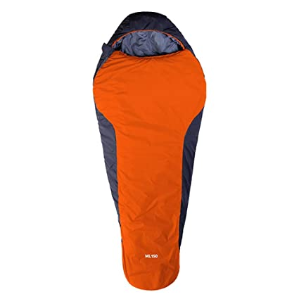 JSJDFPDC Saco de Dormir Ultralight Naturehike Momia Bolsa de Dormir al Aire Libre Grado 4-