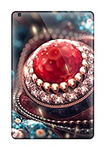 Ultra Slim Fit Hard Case Cover Specially Made For Ipad Mini 2- Fractal Art 6874332J96972404