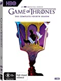 Game of Thrones Season 4   Robert Ball Cover   Ltd Edition   NON-USA Format   PAL   Region 4 Import - Australia