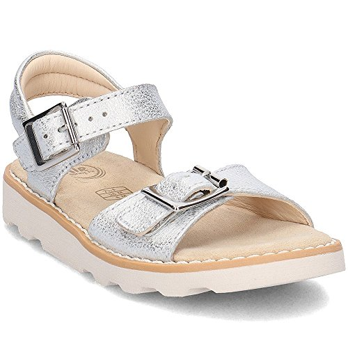 CLARKS 26131060-26131060 - Color Silver-Beige - Size: 13.0 by CLARKS