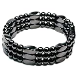 Triple Strand Magnetite Magnetic Bracelet Classic Collection – T3