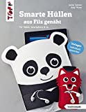 Smarte Hüllen aus Filz genäht (kreativ.kompakt.): Für Tablet, Smartphone & Co.