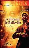 La disparue de Belleville par Petit