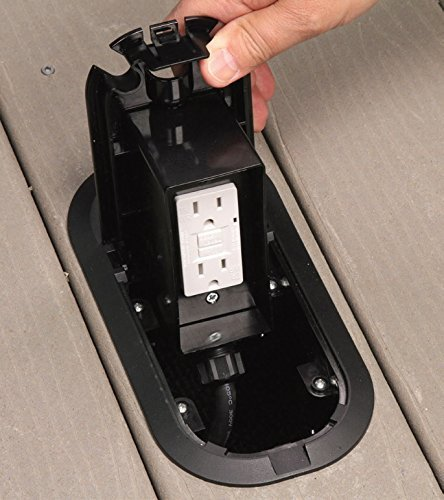 (THOMAS & BETTS DKG Deck Grommet Pro 9.18
