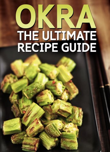 OKRA: The Ultimate Recipe Guide - Over 30 Healthy & Delicious Recipes by [Doue, Jonathan, Books, Encore]