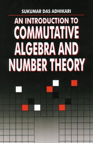 EAN 9780849309908 - An Introduction to Commutative Algebra and Number Theory