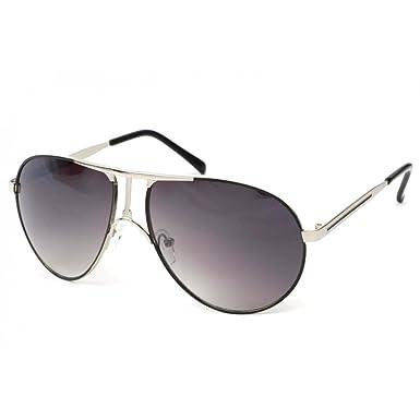 f45a0093e133e0 Eye Wear Lunettes Soleil Frank monture noire fumée noire - Mixte ...