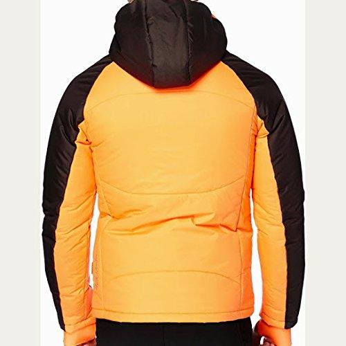 Orange Jacket men Mountain Peak Brown CEPEAK wv64xqa