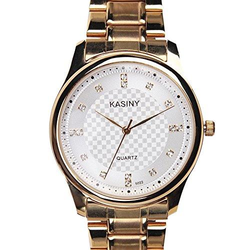 Caliente vender de los hombres reloj de pulsera Hombres de la fábrica de relojes reloj de pulsera reloj de pulsera impermeable cuarzo de acero auténtico ...