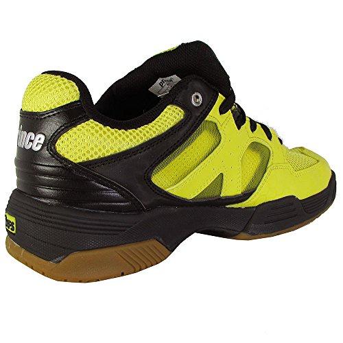 Prins Herre Nfs Angreb Squash Sneaker Sko Gul / Sort WWqc24e7Zn