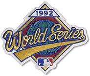 Emblem Source 1992 MLB World Series Logo Patch