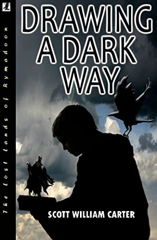book cover of Drawing a Dark Way