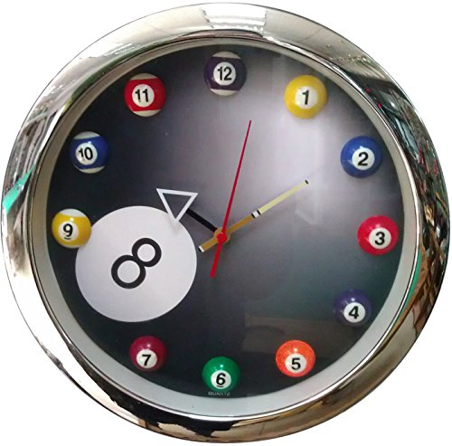 Horloge Buffalo, 8 billes Pool