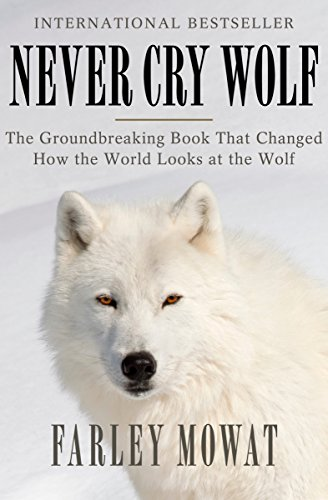 Never Cry Wolf cover