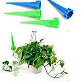 Labu Store 12Pcs/lot Automatic Plant Waterers Drip Irrigation Self-Watering Kits System Indoor Houseplant Garden Plant Watering Device