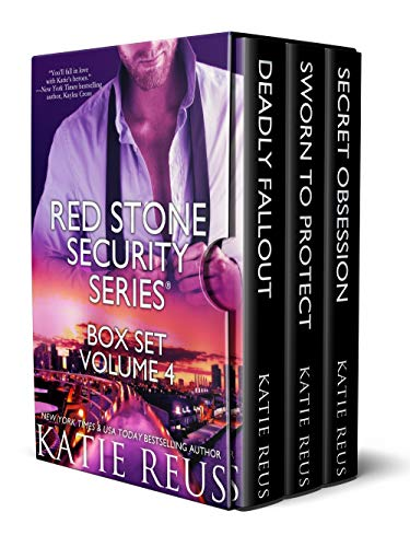 Amazon.com: Red Stone Security Series Box Set: Volume 4 ...
