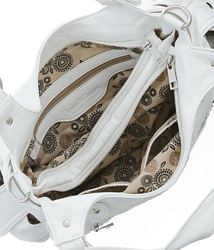 Handbag Utilitarian Convt Hobo amp;Sunset Crossbody Laurel White Kia wxCnq74xYz