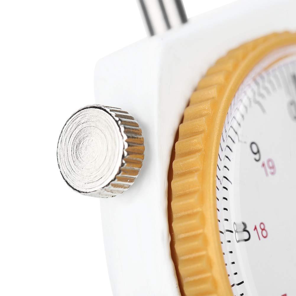 Medidor de espesor Medidor de espesor Medidor Instrumento de medici/ón de precisi/ón Herramienta de dimensionamiento de relojes Medidor de espesor de joyer/ía