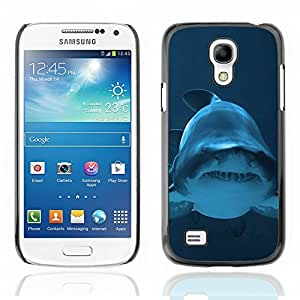 Graphic4You Shark Animal Design Hard Case Cover for Samsung Galaxy S4 Mini