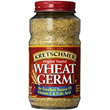 Kretschmer Wheat Germ Original Toasted 12OZ