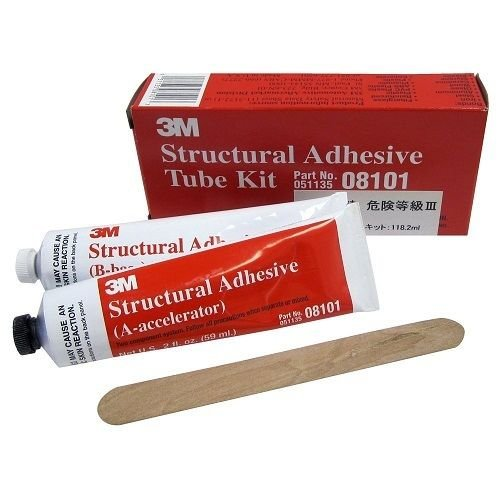 (3M 08101 Structural Adhesive Tube - 2 fl. oz.)