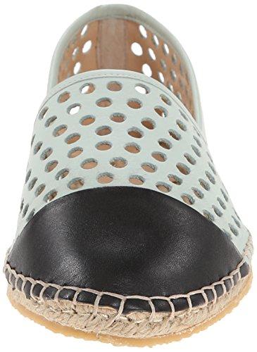 Loeffler Randall Mara Espadrille Slip-on Mint / Zwart