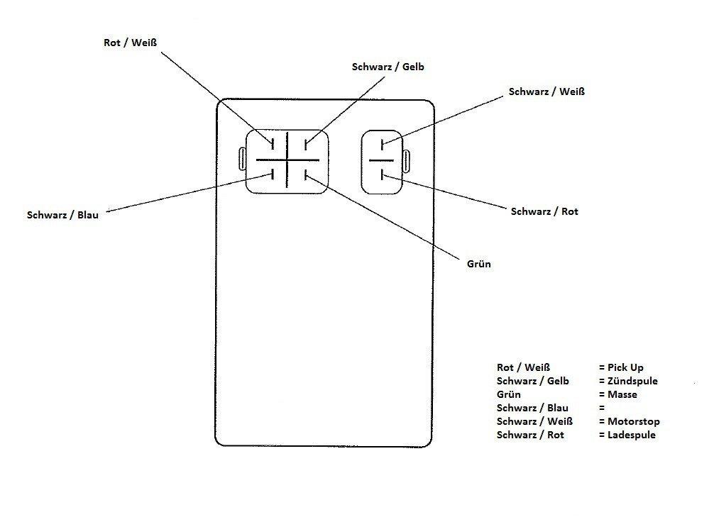 Xfight-Parts Auspuff komplett ohne Anschluss SLS 139QMA//QMB 4Takt 50ccm Jonway Flory Classic 50 Kreidler
