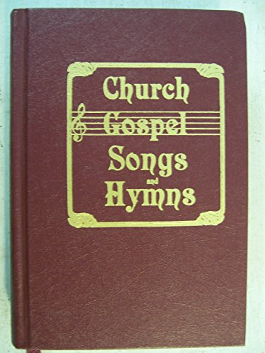 Church Gospel Songs & Hymns (Book Gospel Hymn)
