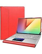 "Alapmk Protective Cover Case for 15.6"" Asus VivoBook S15 S532FA S532FA-DB55/ASUS VivoBook 15 F512DA F512FA F512DA-EB51 F512FA-AB34 Laptop[Note:Not fit ASUS VivoBook S15 S530UN S510UA],Red"