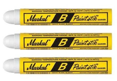 Markal Paintstik Paint Sticks - 8