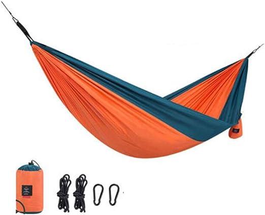 Shengtangb Hamaca Amacas Playa Hammock Hamacas Colgantes Al Aire Libre Jardín Hamaca Algodón Suave Camping Hamaca con Mochila, Mejor para Patio, Porche, Viajes, Camping.: Amazon.es: Jardín