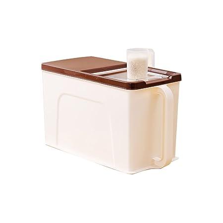 Badezimmer Regal Grosse Kunststoff Rechteck Luftdichte Reis Eimer 1