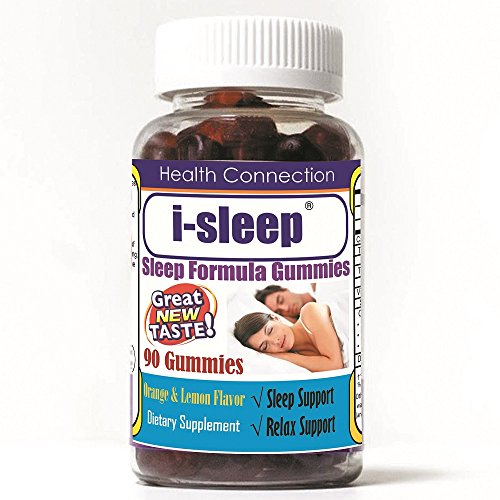 Sleep Pills Gummies Aid for Men and Women, Insomnia, Stress Relief, Calmness, Very good taste gummies, Best Sleeping Supplement by Celebrity Life Style Product
