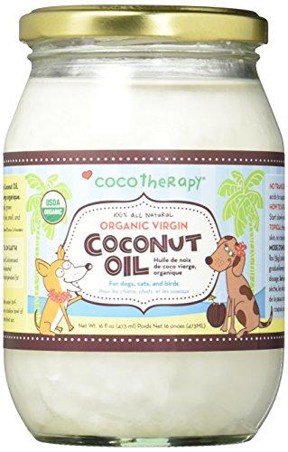 - Cocotherapy Ctt-0001-16 1 Piece Virgin Coconut Oil, 16 Oz