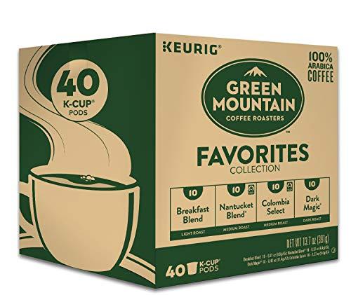 Keurig Green Mountain Coffee Roasters Favorites