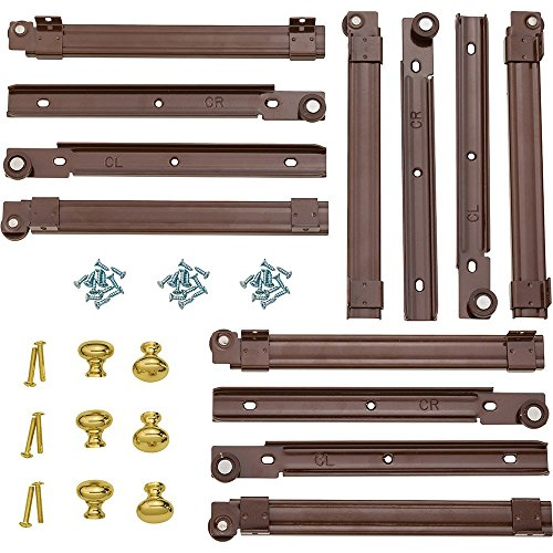 Barrister's Bookcase Hardware Kit