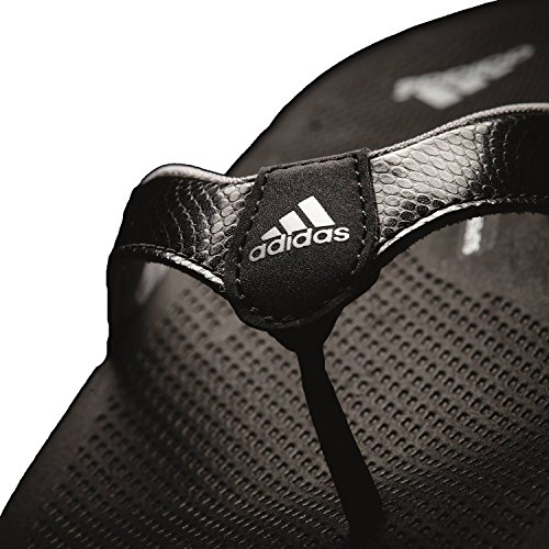 Chanclas Adidas Black Mujer Core Metallic Cloudfoam Mid para Silver W Ultra y Grey 4SrI4