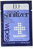 Eo Hand Sanitizer Wipe,lavender scented,24 count