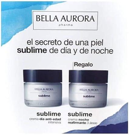 Pack anti-edad intensiva Sublime, crema de día 50ml + crema de noche 50ml: Amazon.es: Belleza