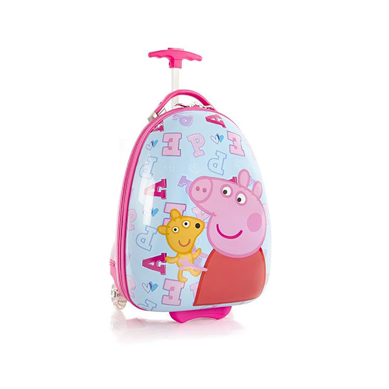 Amazon.com | Heys Peppa Pig Kids Luggage Case | Kids' Luggage