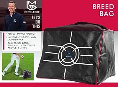 Michael Breed Golf Swing Impact Bag