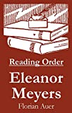 #10: Eleanor Meyers - Reading Order Book - Complete Series Companion Checklist